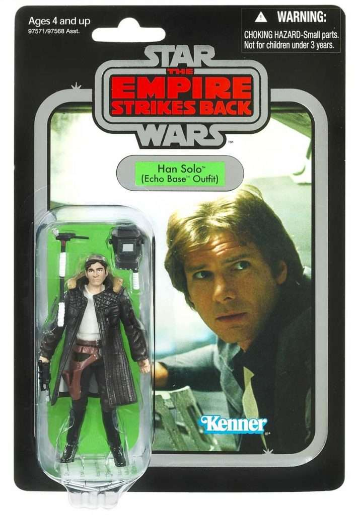 VC03 Han Solo Echo Base Foil Variant