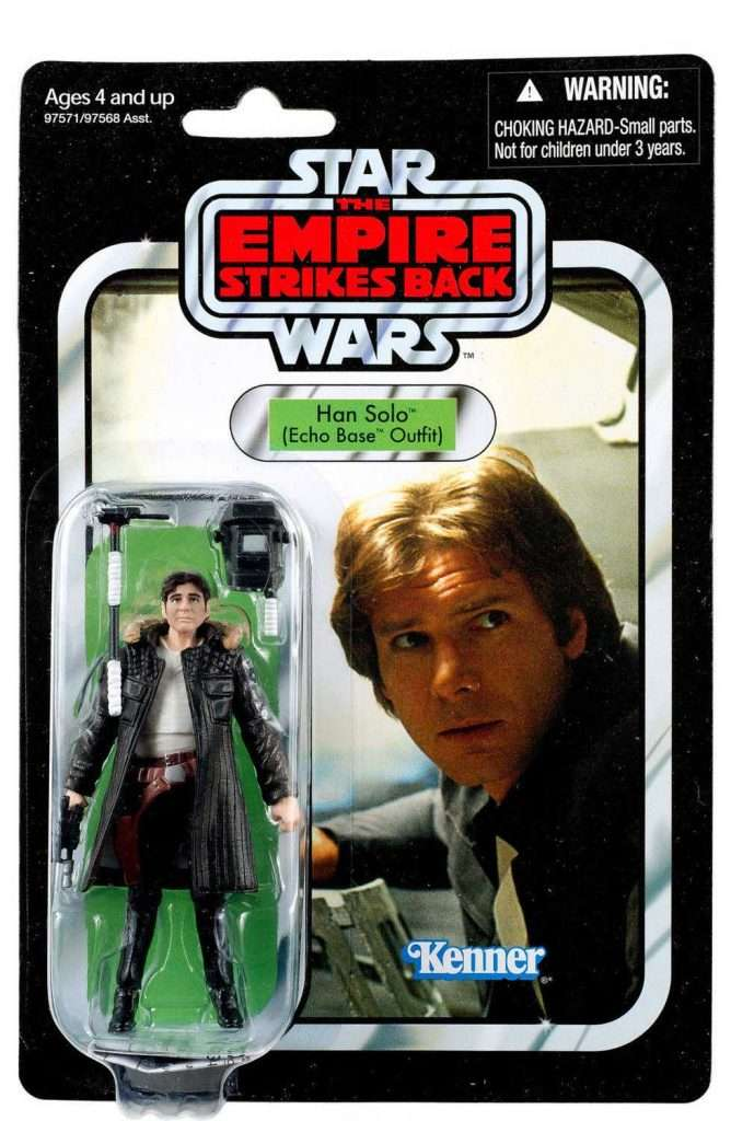 VC03 Han Solo Echo Base Outfit