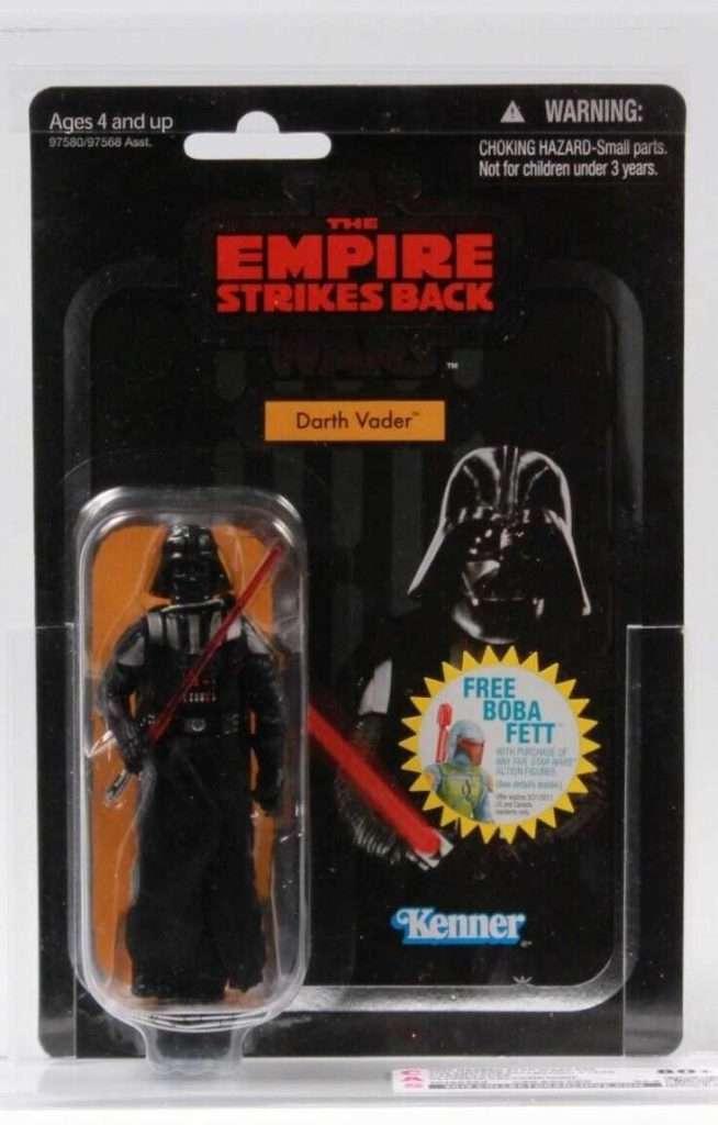 VC08 Darth Vader foil variant