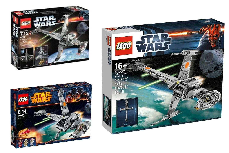 Best LEGO Star Wars B-Wing Sets