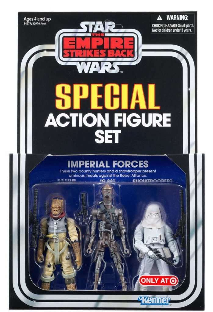 Special Action Figure Set, Imperial Forces