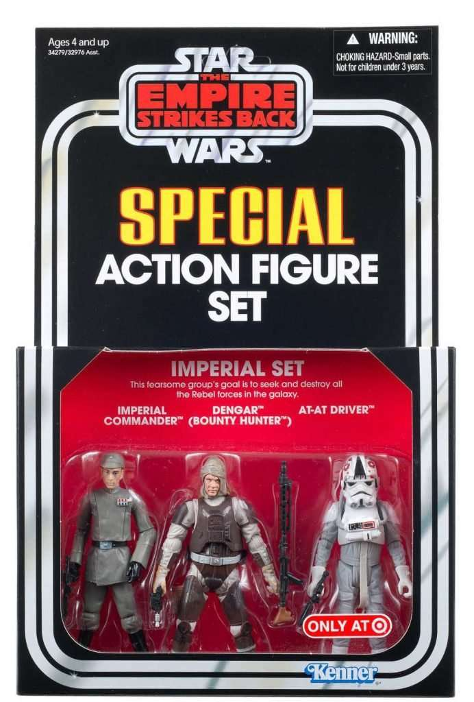 Special Action Figure Set, Imperial Set I