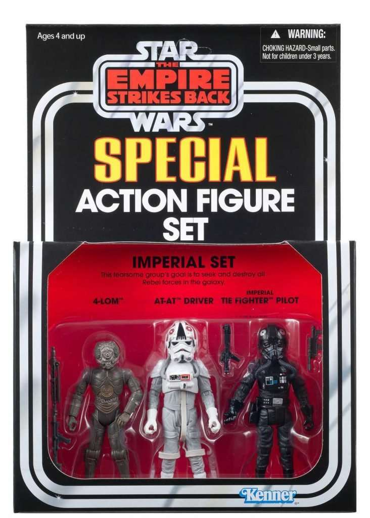 Special Action Figure Set, Imperial Set II