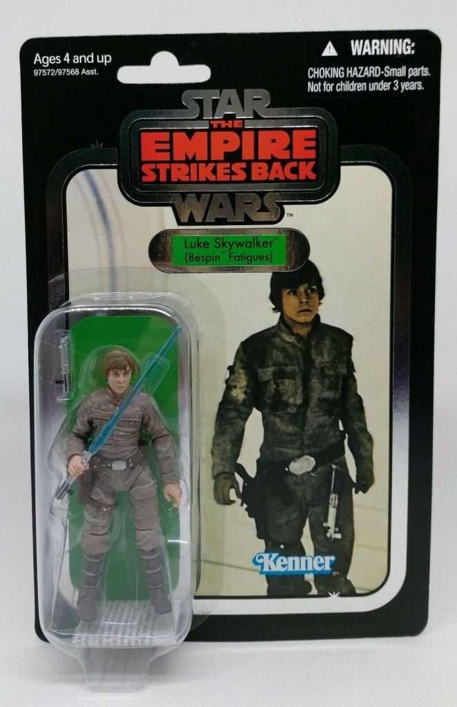 VC04 Luke Skywalker Bespin Foil variant