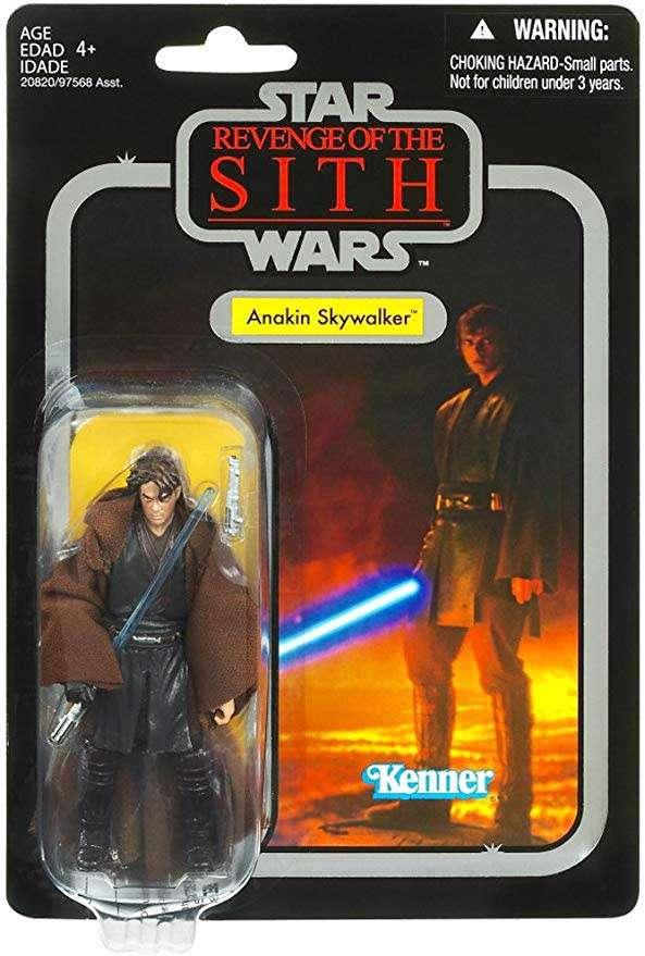 VC13 Anakin Skywalker foil variant