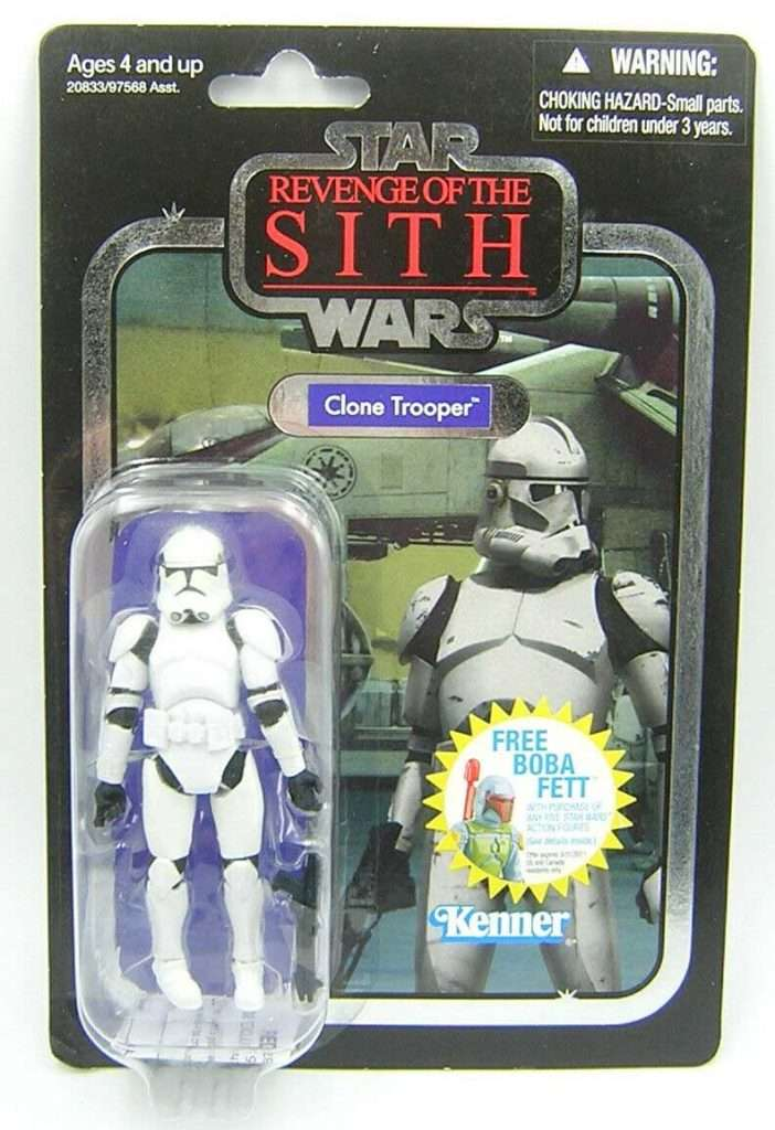 VC15 clone trooper foil variant