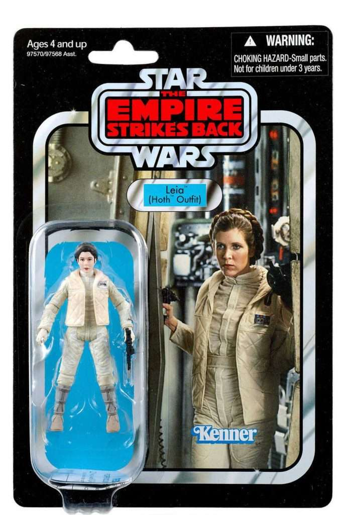 VC02 Leia Hoth Outfit