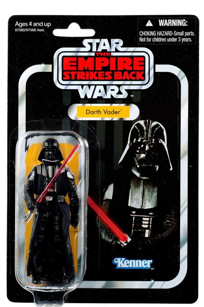 VC08 Darth Vader (Empire Strikes Back Card)