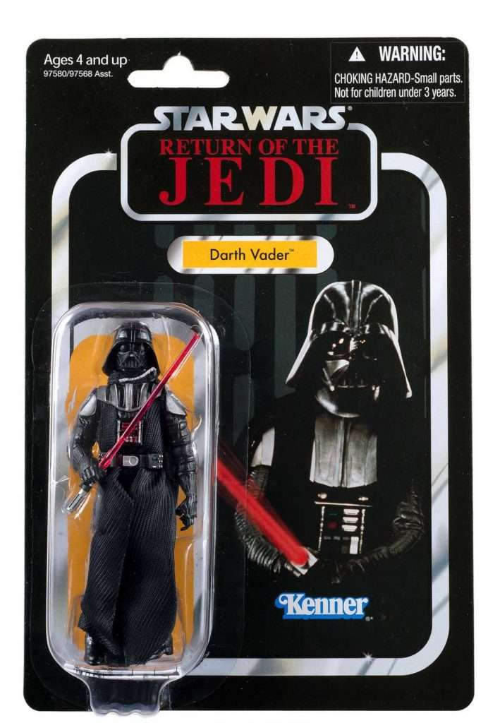 VC08 Darth Vader (Return of the Jedi card)