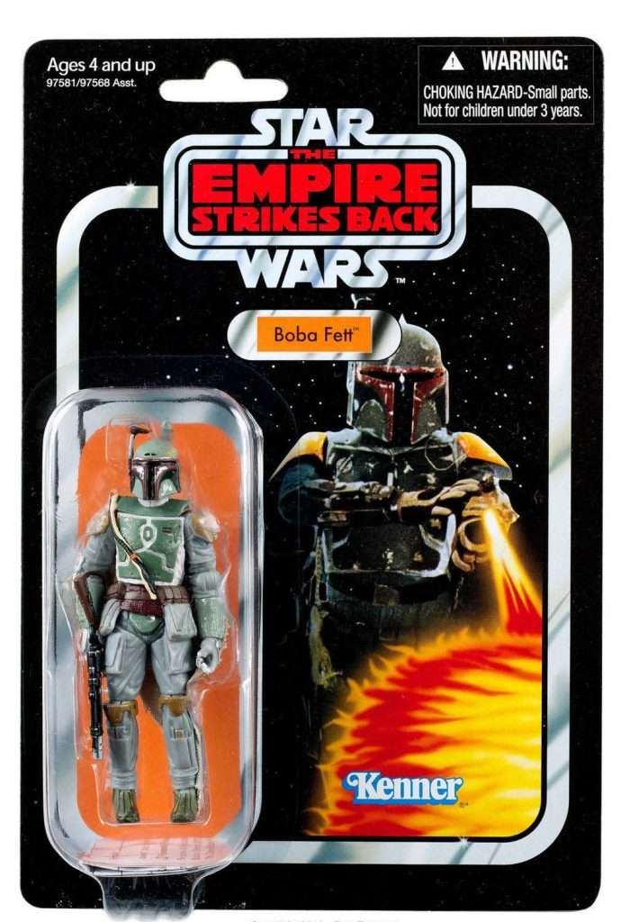 VC09 Boba Fett (Empire Strikes Back card)
