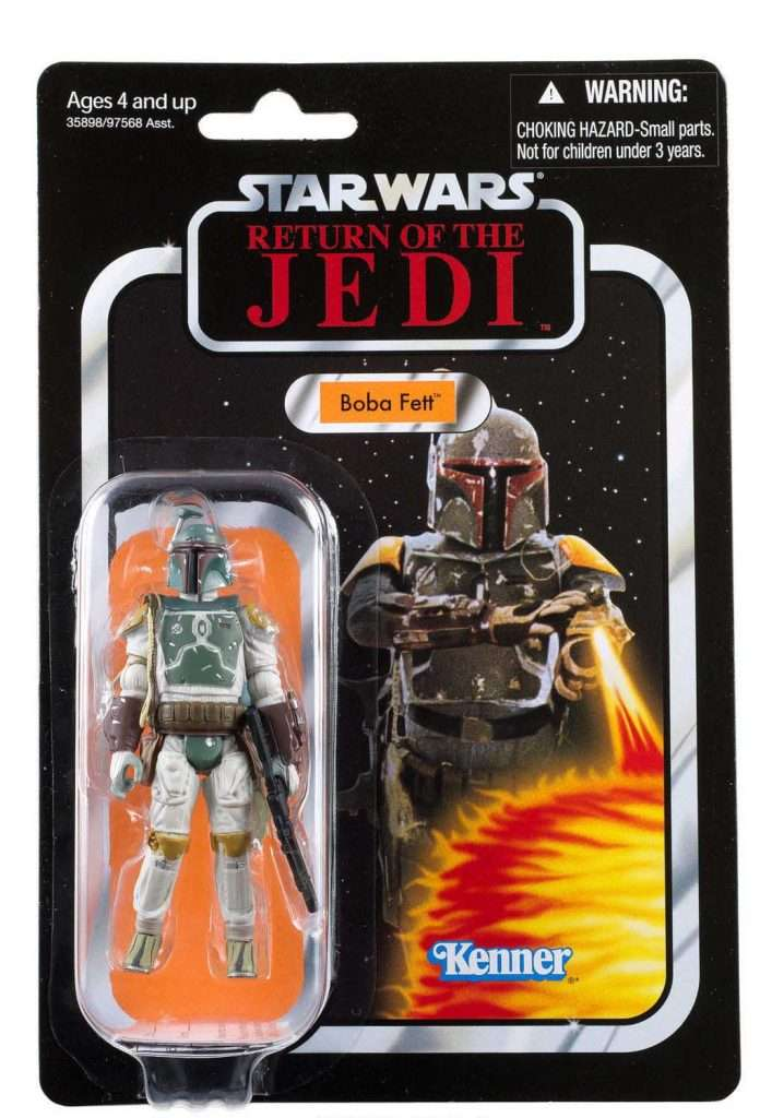 VC09 Boba Fett (Return of the Jedi card)