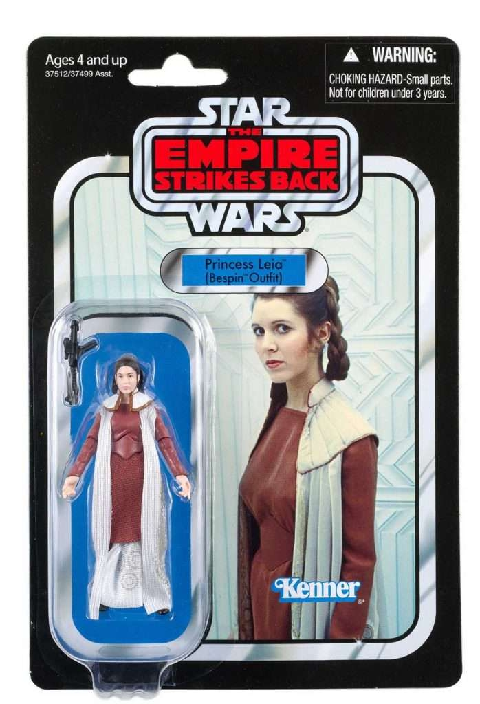 VC111 Princess Leia Bespin