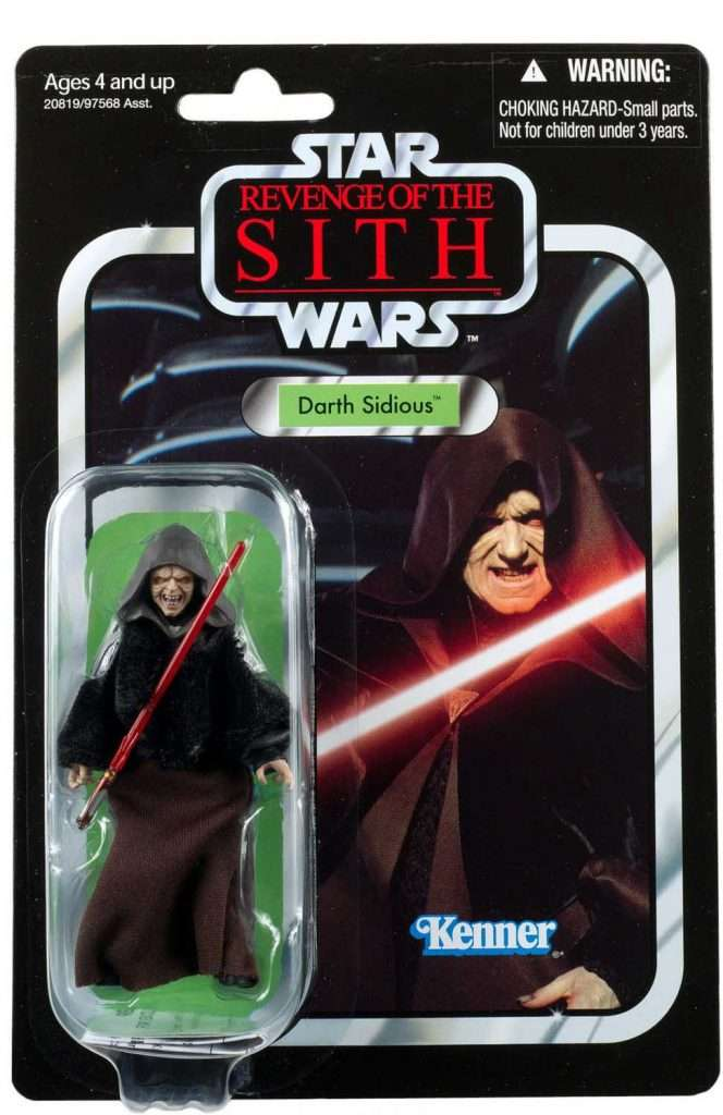 VC12 Darth Sidious