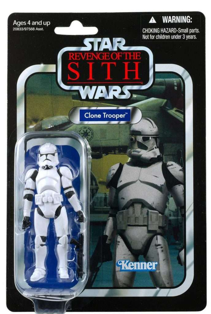 VC15 Clone Trooper (Revenge of the Sith)
