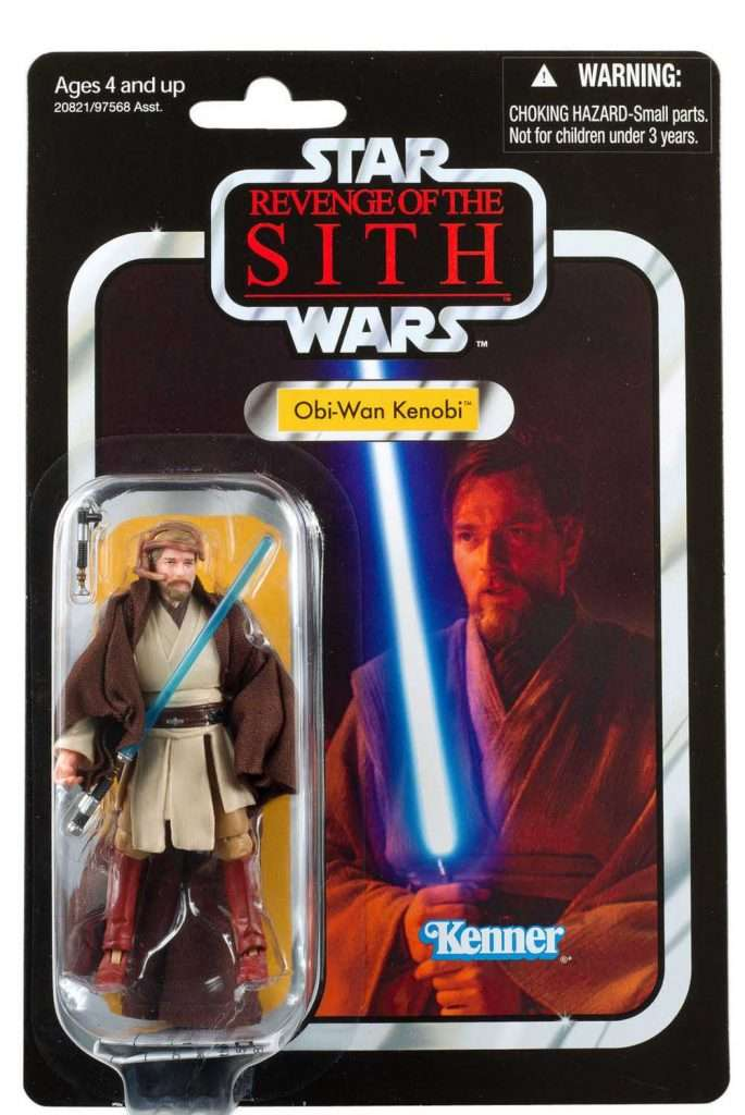 VC16 Obi-Wan Kenobi (Revenge of the Sith)