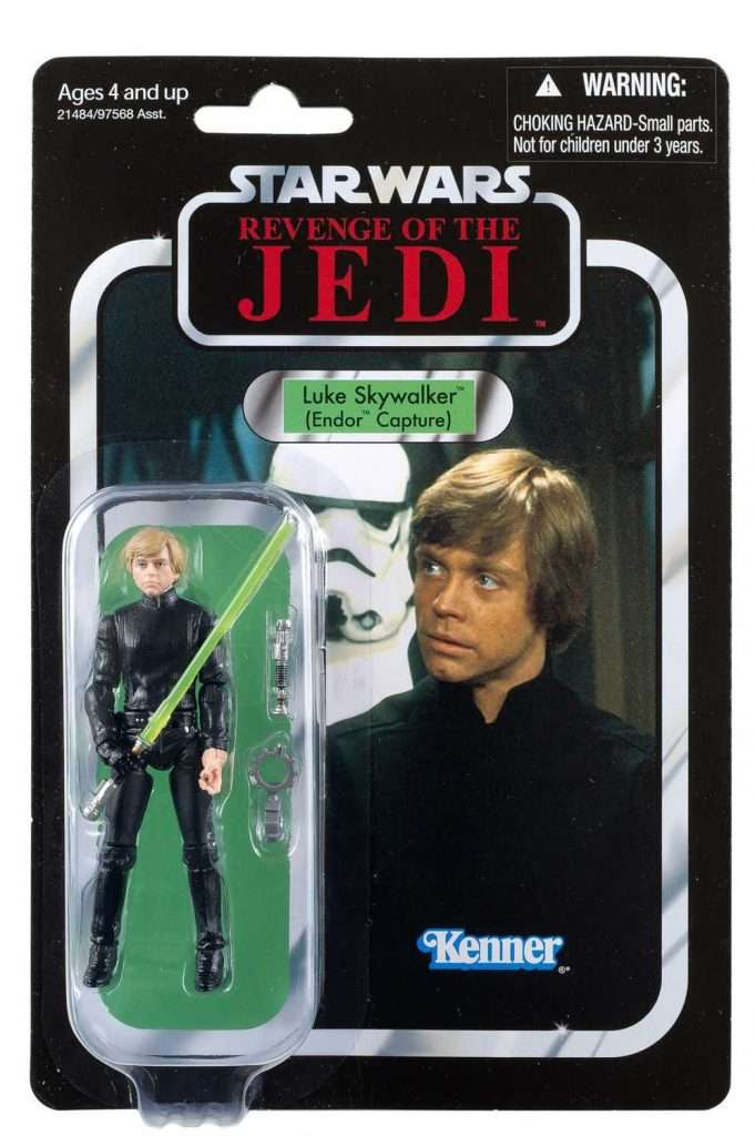 VC23 Endor Luke Revenge of the Jedi