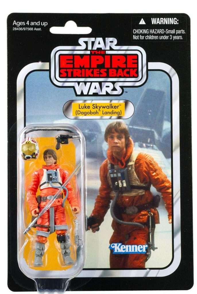 VC44 Luke Skywalker Dagobah Landing