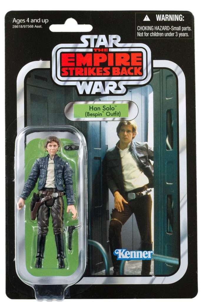 VC50 Han Solo (Bespin Outfit)
