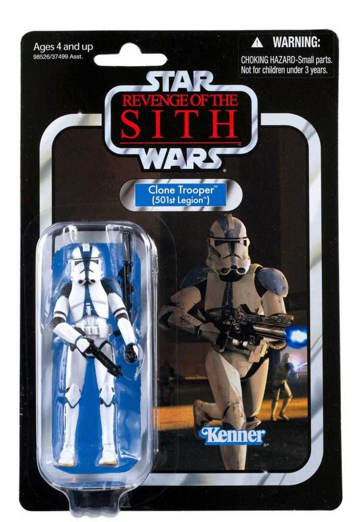 VC60 Clone Trooper (501st Legion)
