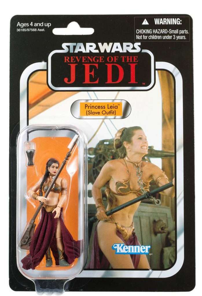 VC64 Princess Leia Slave Outfit Revenge of the Jedi