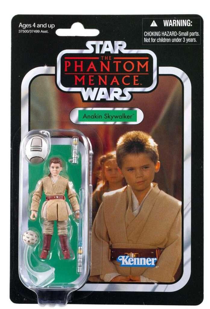 VC80 Anakin Skywalker Jedi Padawan