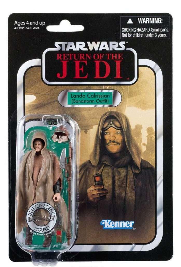 Lando Calrissian Sandstorm