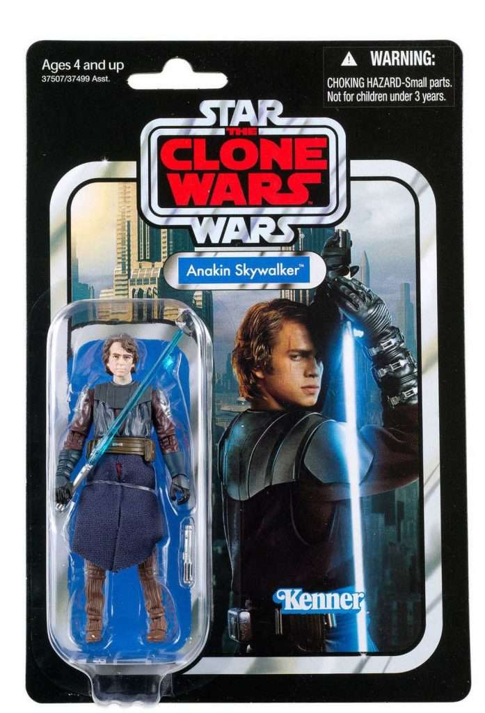 VC92 Anakin Skywalker, the Clone Wars