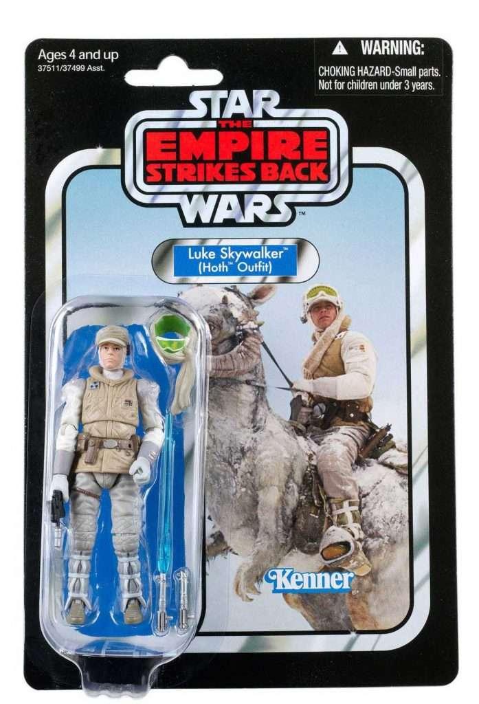VC95 Luke Skywalker Hoth