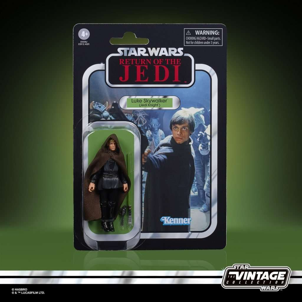 VC175 Luke Skywalker Jedi Knight