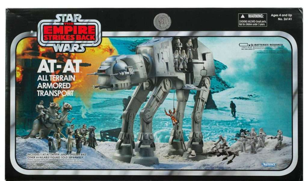 "Imperial AT-AT (The Empire Strikes Back, Toys ""R"" Us exclusive)"