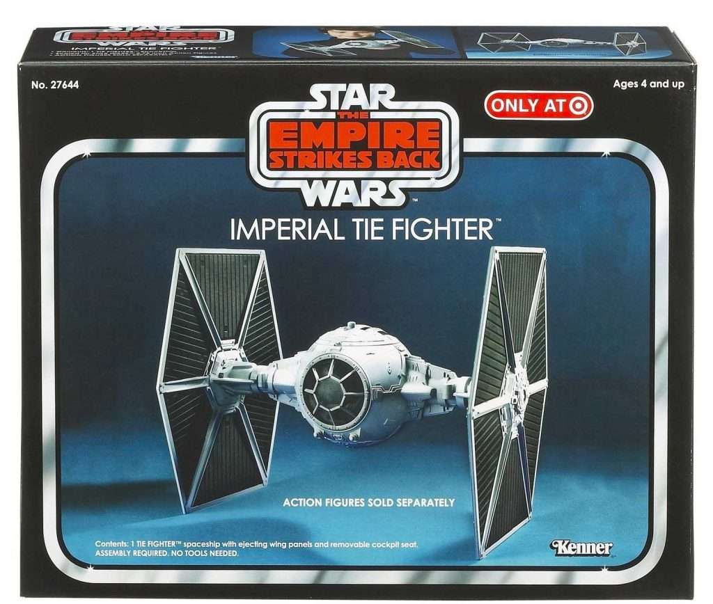 Imperial TIE Fighter (Target Exclusive)