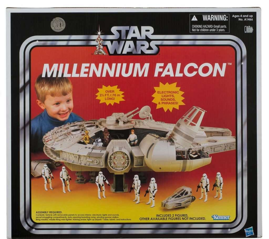 "Millennium Falcon (Toys ""R"" Us exclusive)"