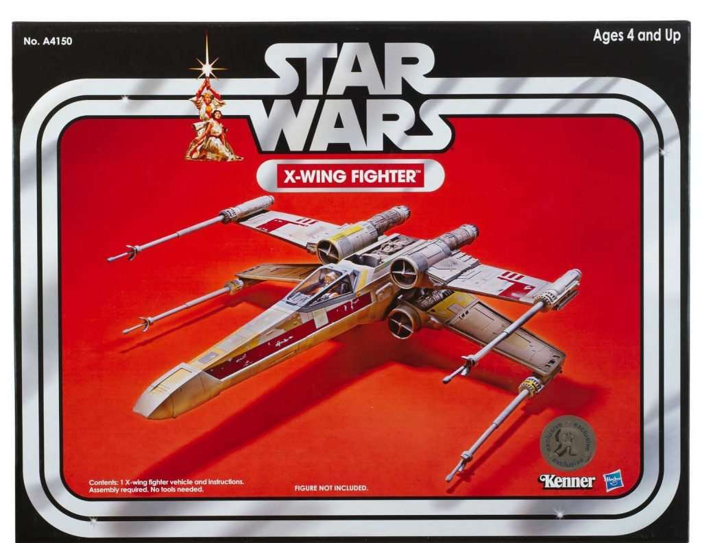 "Biggs' Red 3 X-Wing Fighter (Toys ""R"" Us exclusive)"