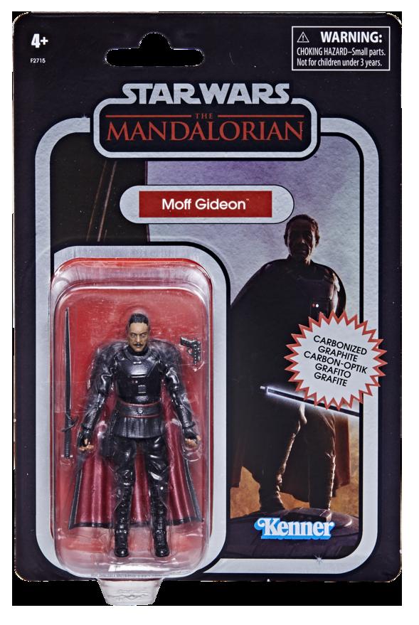 TVC Carbonized Moff Gideon