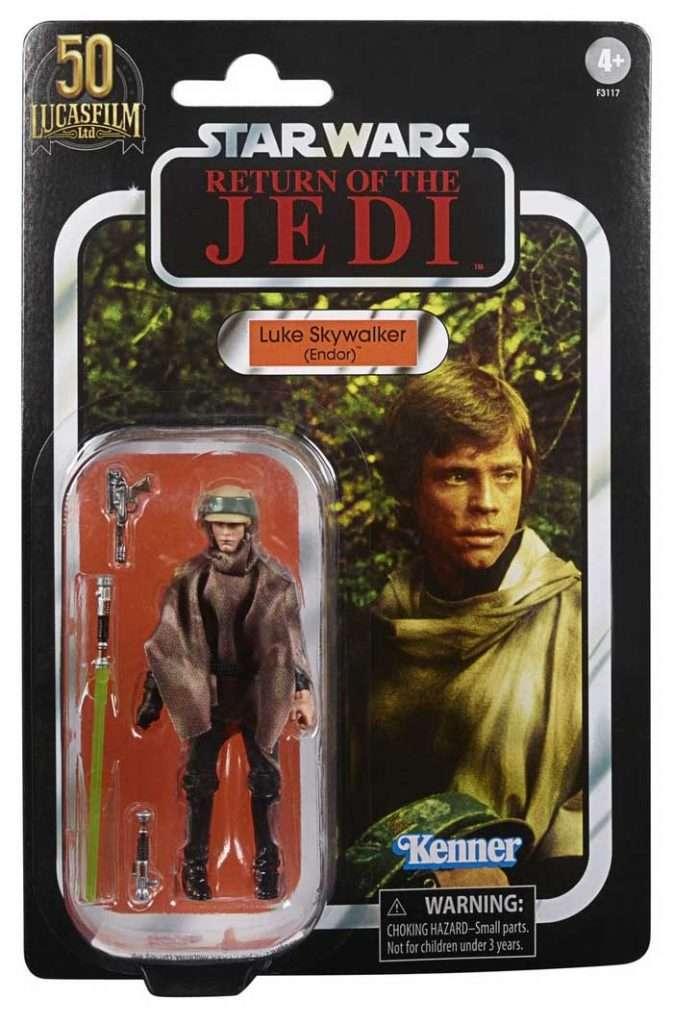 Vintage Collection Luke Skywalker Endor