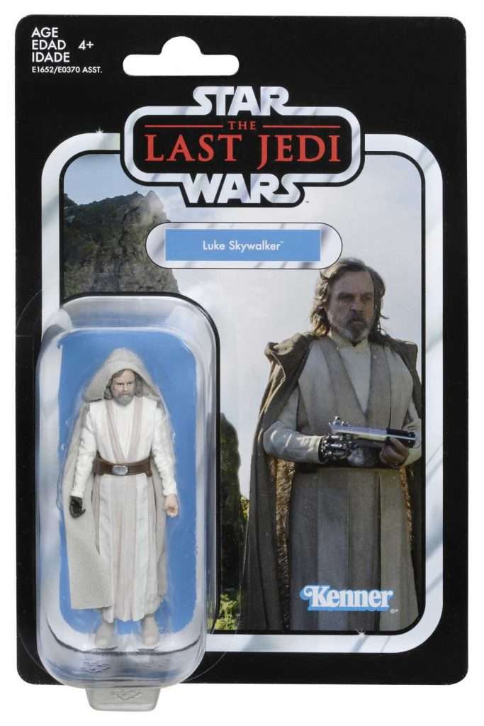 Vintage Collection Luke Skywalker Jedi Mastewr VC131