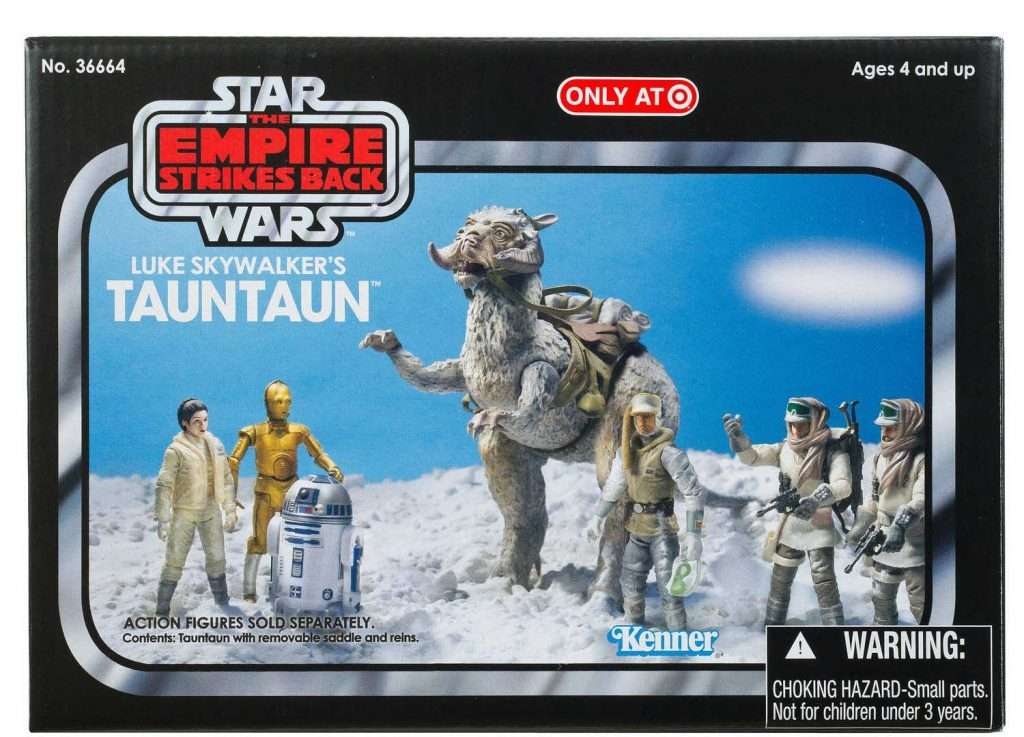 Luke Skywalker's TaunTaun