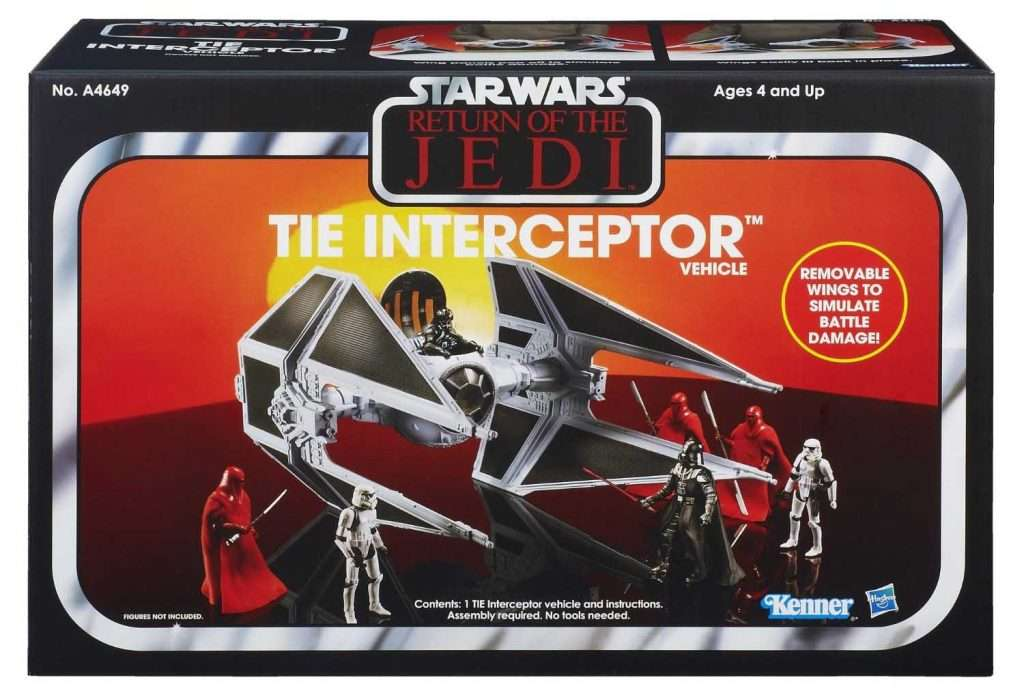 TIE Interceptor (Amazon exclusive)