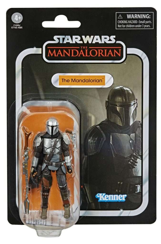 Star Wars Vintage Collection The Mandalorian in Beskar Armour