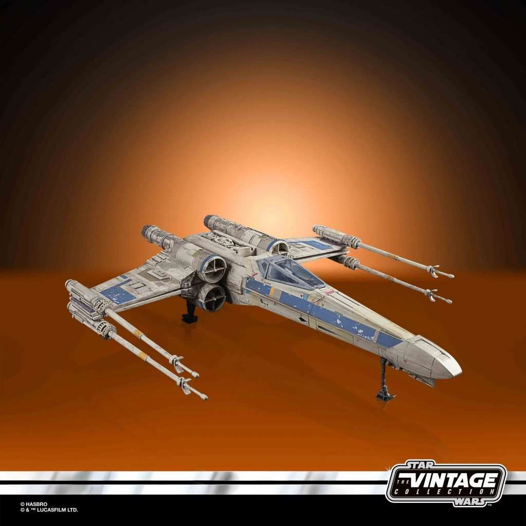 TVC Blue Leader X-wing