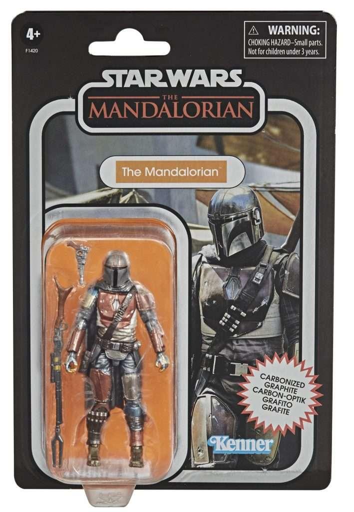Carbonized The Mandalorian