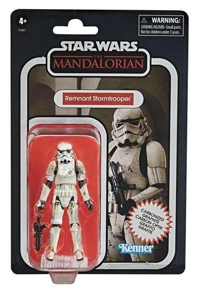 Carbonized Remnant Stormtrooper