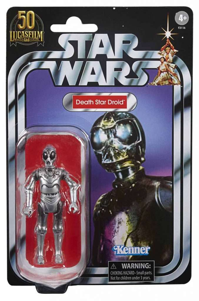 Vintage Collection Death Star Droid