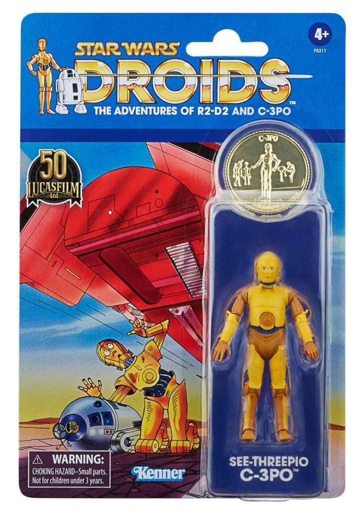 TVC Droids C-3PO