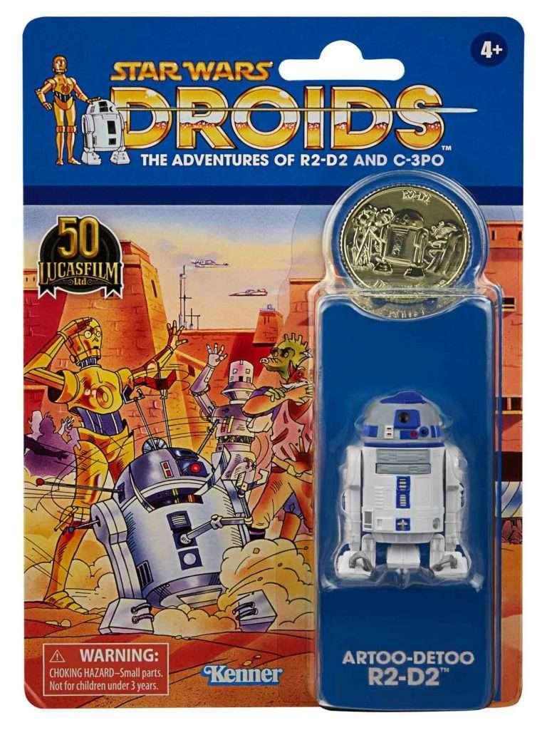 TVC Droids R2-D2
