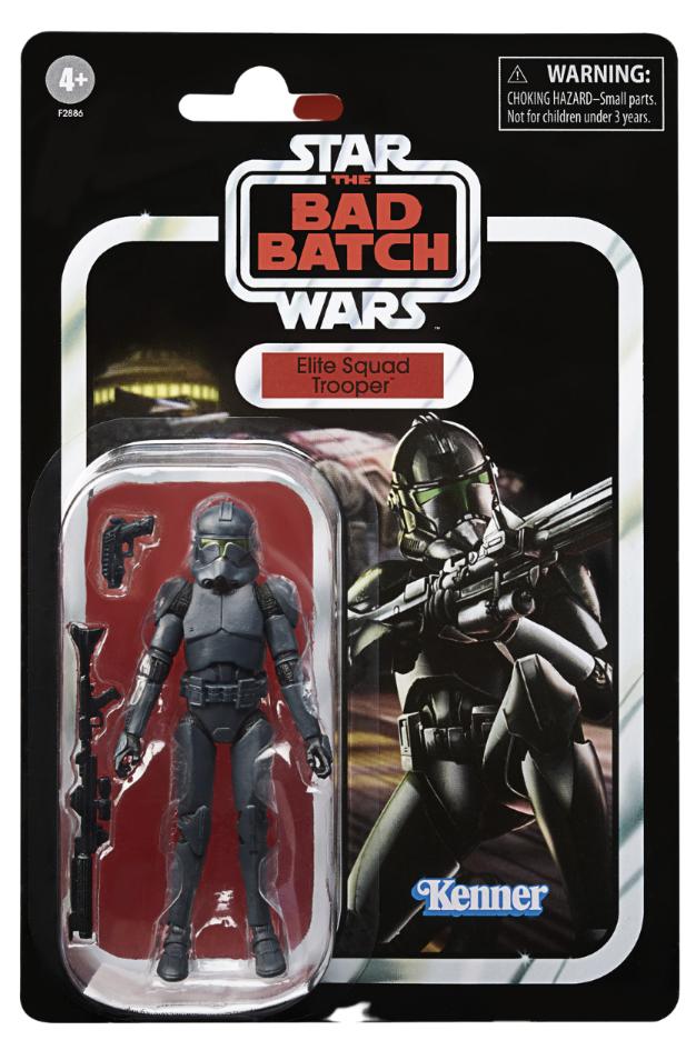 TVC Bad Batch Elite Squad Trooper