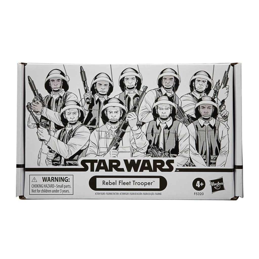 TVC Rebel Fleet Troopers 4 pack