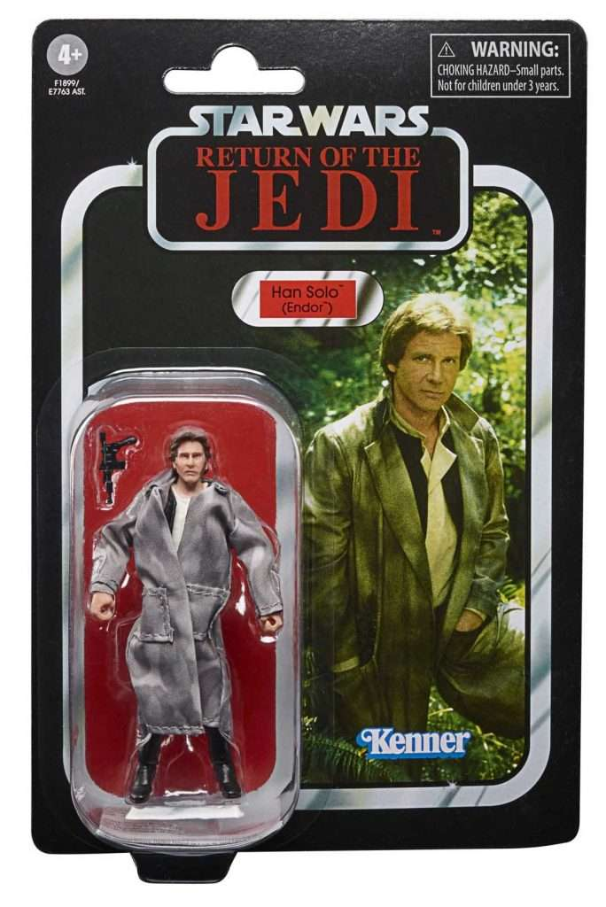 Han Solo Trench Coat reissue