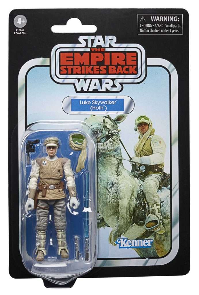 Luke Skywalker Hoth reissue