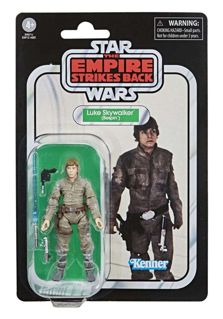 VC04 Luke Skywalker Bespin 2020 Reissue